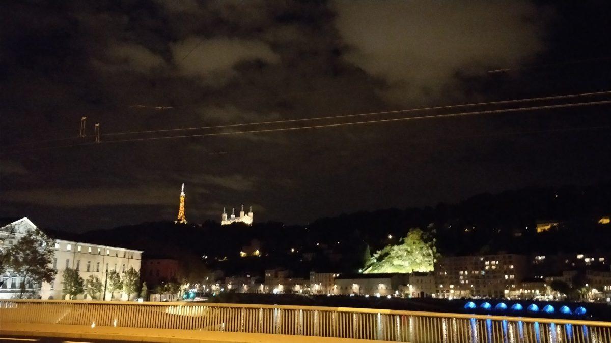 Passage à Lyon