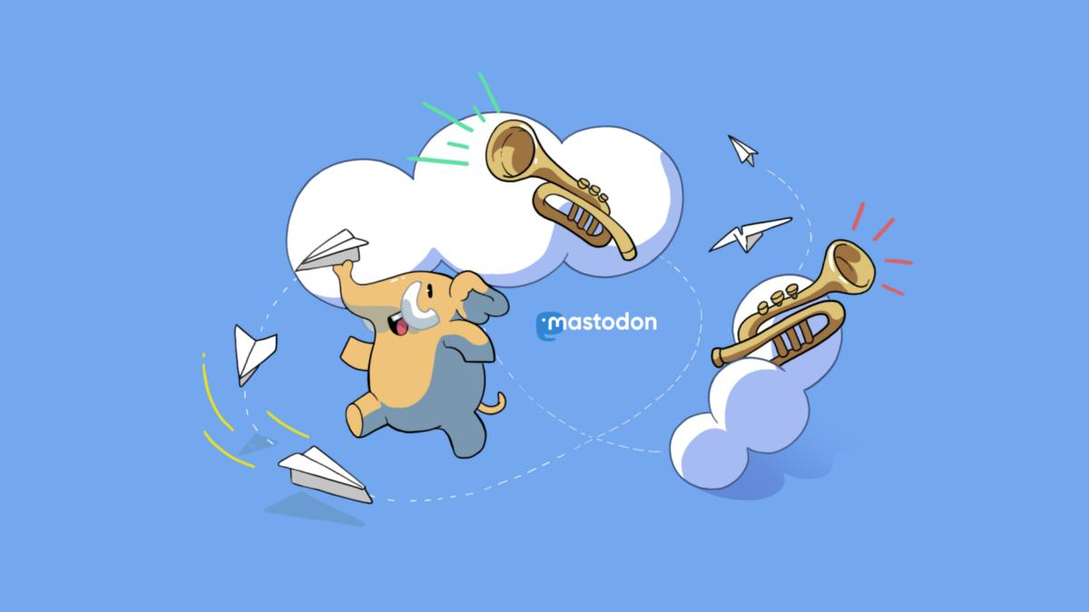 retrouvez moi sur Mastodon – www.mamot.fr et Telegram