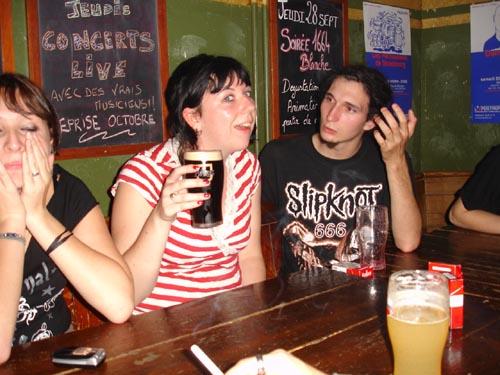 Weekend bière et vert