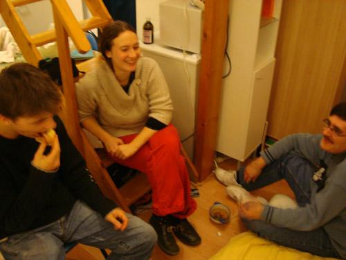 Visite de Brugges avec Ferra et Tyty
