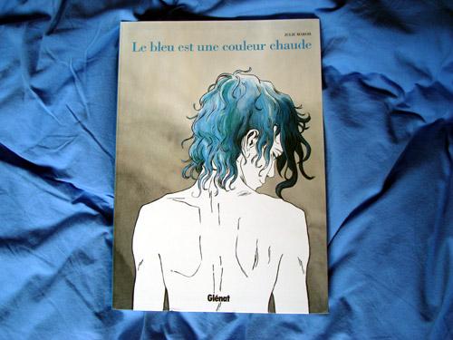 Le bleu est une couleur chaude par Julie Maroh - couverture