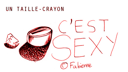 taille crayon sexy
