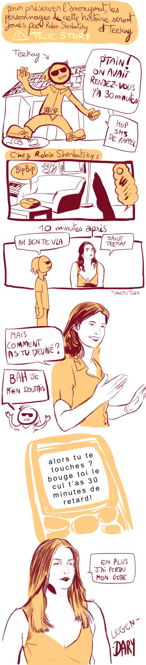 How i met Cobie Smulders