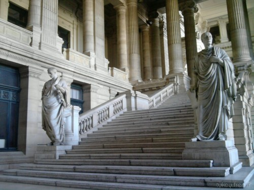 marches palais justice