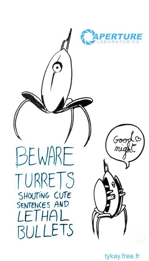 turret beware colo