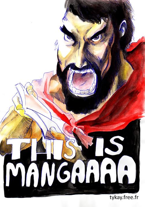 this is manga