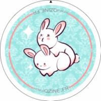 06juin 2011 - badge lapins q fanzine