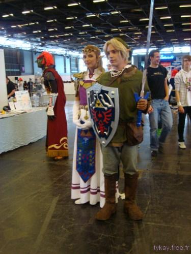 Cosplays de Japan Expo 2011