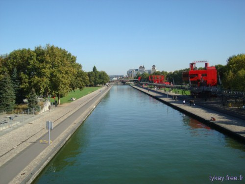 photo sketchcrawl la villette 4