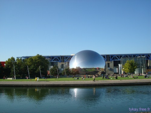 photo sketchcrawl la villette 6