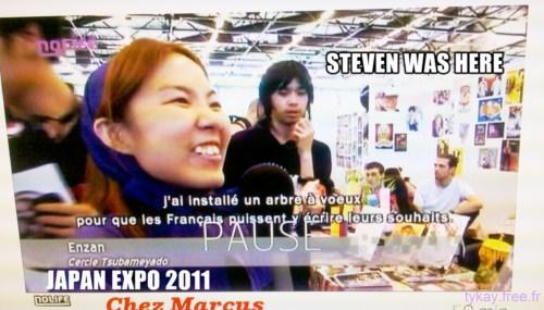 japan expo 2011 okami steven