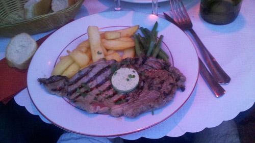 paris saint michel restaurant francais