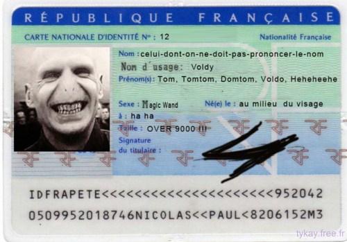 ID voldemort