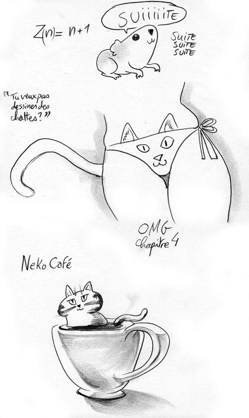 suite cochon d inde chattes neko cafe