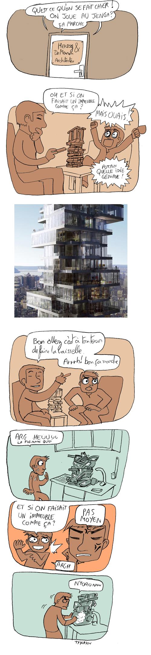 immeuble 56 jenga