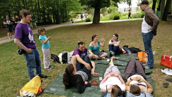 piknik meluzine
