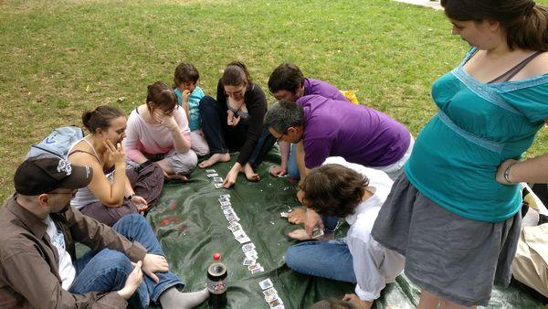 piknik timeline meluzine
